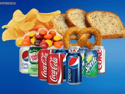 5 غذای پرکربوهیدرات مضر