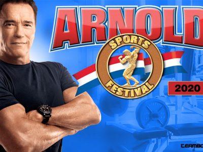 برترین شرکت کنندگان آرنولد کلاسیک 2020