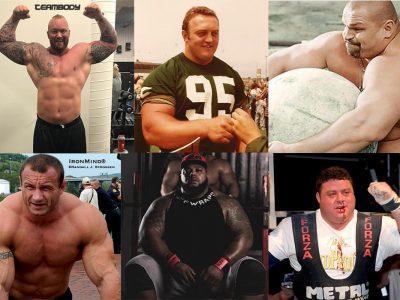 10 تن از قویترین مردان تاریخ