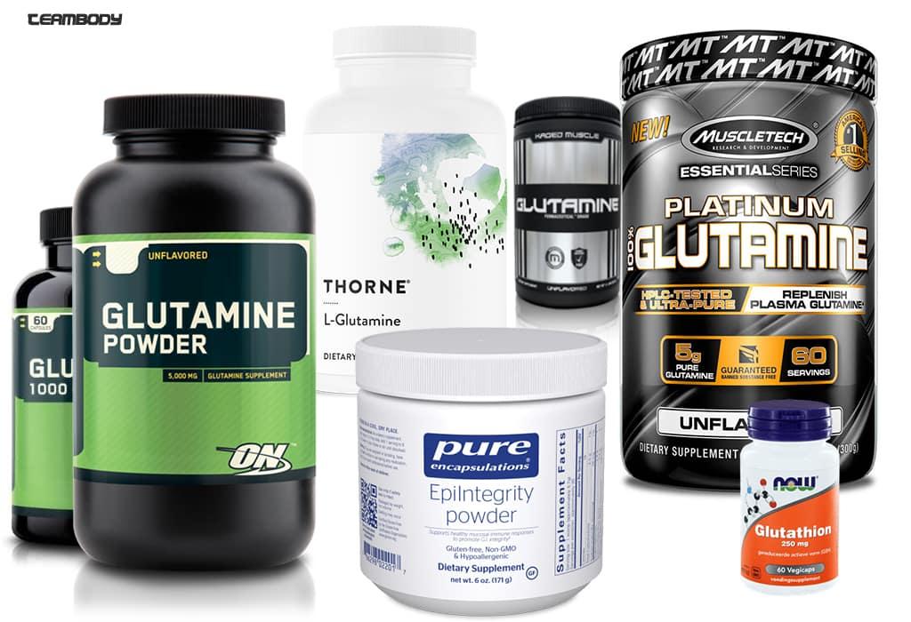 12 گلوتامین با کیفیت