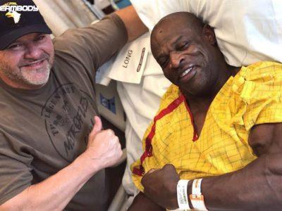 رونی کلمن و 13 جراحی پس از بدنسازی